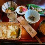 【松本観光】松本お蔵の街、「竹風堂」さんでお昼を・・くりご飯 うま!