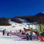 ▶白樺高原国際スキー場 天気は最高